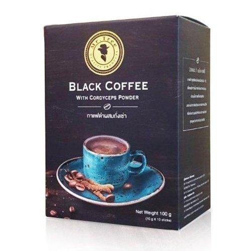 กาแฟดำผสมถังเช่า มิสเตอร์ ที แบล็ค คอฟฟี่ จำนวน 3 กล่อง (โปรโมชั่น)