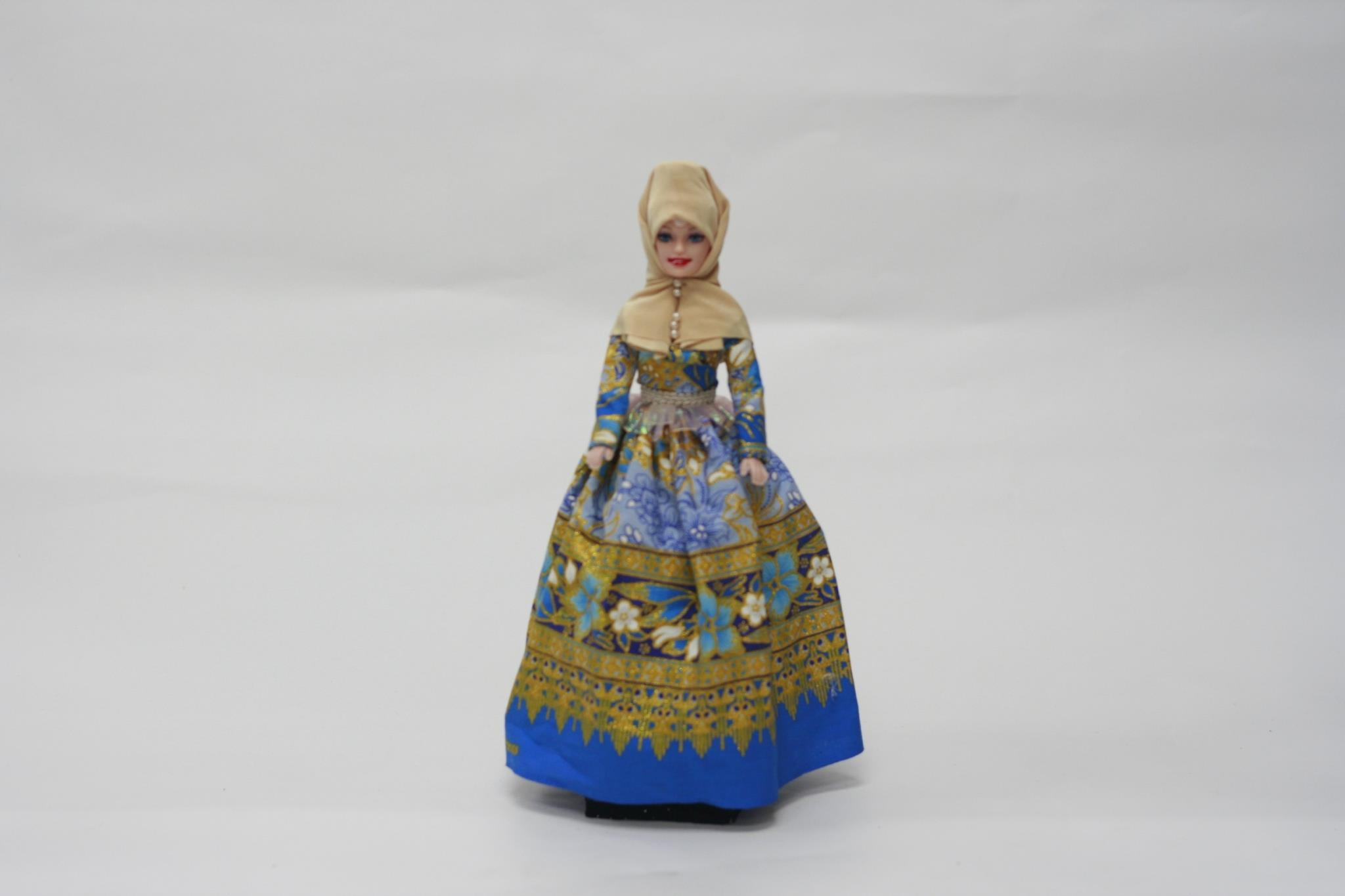 ตุ๊กตามุสลิม ตุ๊กตาตั้งโชว์ สินค้าโอทอป (แบบที่ 2)