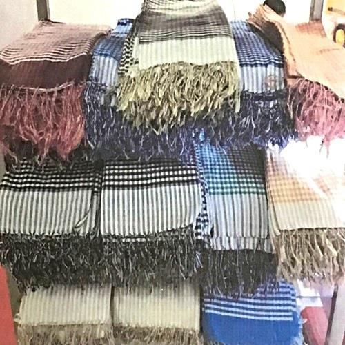 ผ้าพันคอ (180x200 ซม) 1 ชิ้น/ชุด