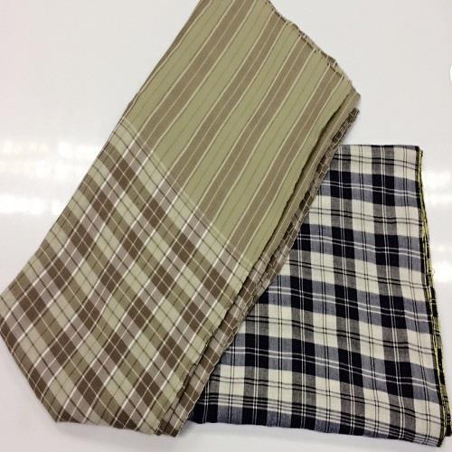 ผ้าขาวม้า (85x195 ซม) 1 ชิ้น/ชุด