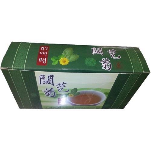 ชาเก๊กขลู่ อร่อย กลิ่นหอม รสหวาน ทานง่าย