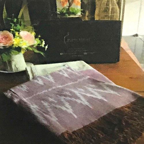 ผ้าซิ่นผ้าฝ้ายมัดหมี่ทอมือ (1.8x1.1 เมตร) 1 ชิ้น/ชุด