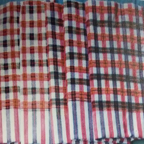 ผ้าขาวม้า (80x200ซม) 2 ชิ้น/ชุด