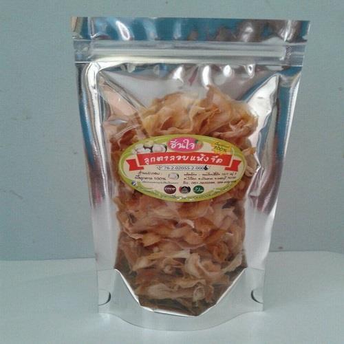 ลูกตาลอบแห้ง (ชนิดจืด) ของฝากขึ้นชื่อจากเพชรบุรี