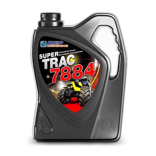 น้ำมันหล่อลื่นสำหรับรถแทรกเตอร์  SUPER TRAC 7884 5L (1 กล่อง/ชุด)