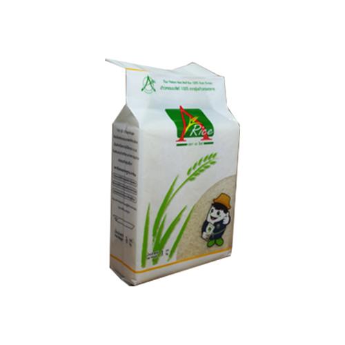 ข้าวสารหอมมะลิตรา A-rice น้องข้าวหอม (1 กก.)