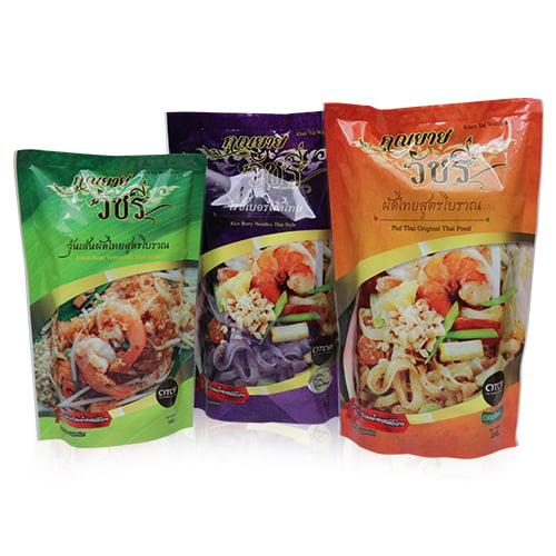 ชุดรวมผัดไทย (3ถุง/แพ็ก)