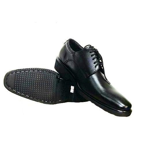 รองเท้าผู้ชายผูกเชือกหนังนิ่ม