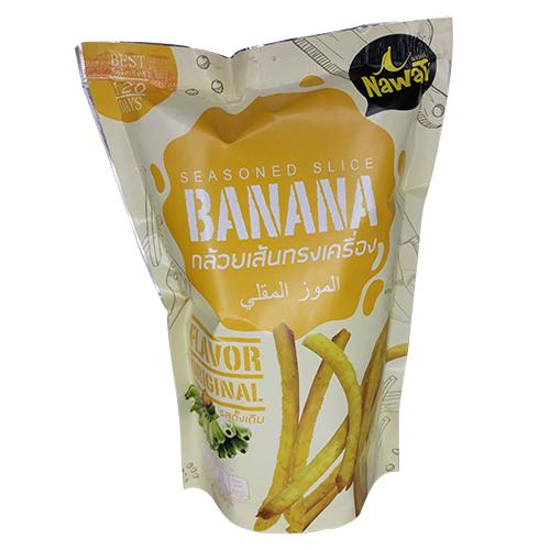 กล้วยเส้นรสดั้งเดิม (4ถุง/ชุด)
