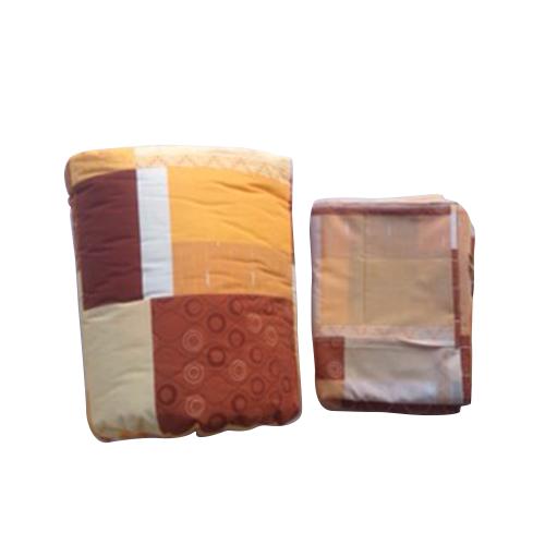 ผ้าห่มนวมฝ้ายแท้ 100% ขนาด 3.5 ฟุต สีน้ำตาล