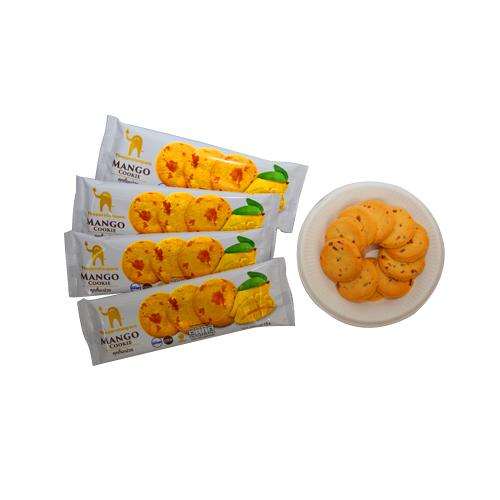 คุกกี้มะม่วง 72 กรัม 3 กล่อง (บรรจุ 4 ซอง)