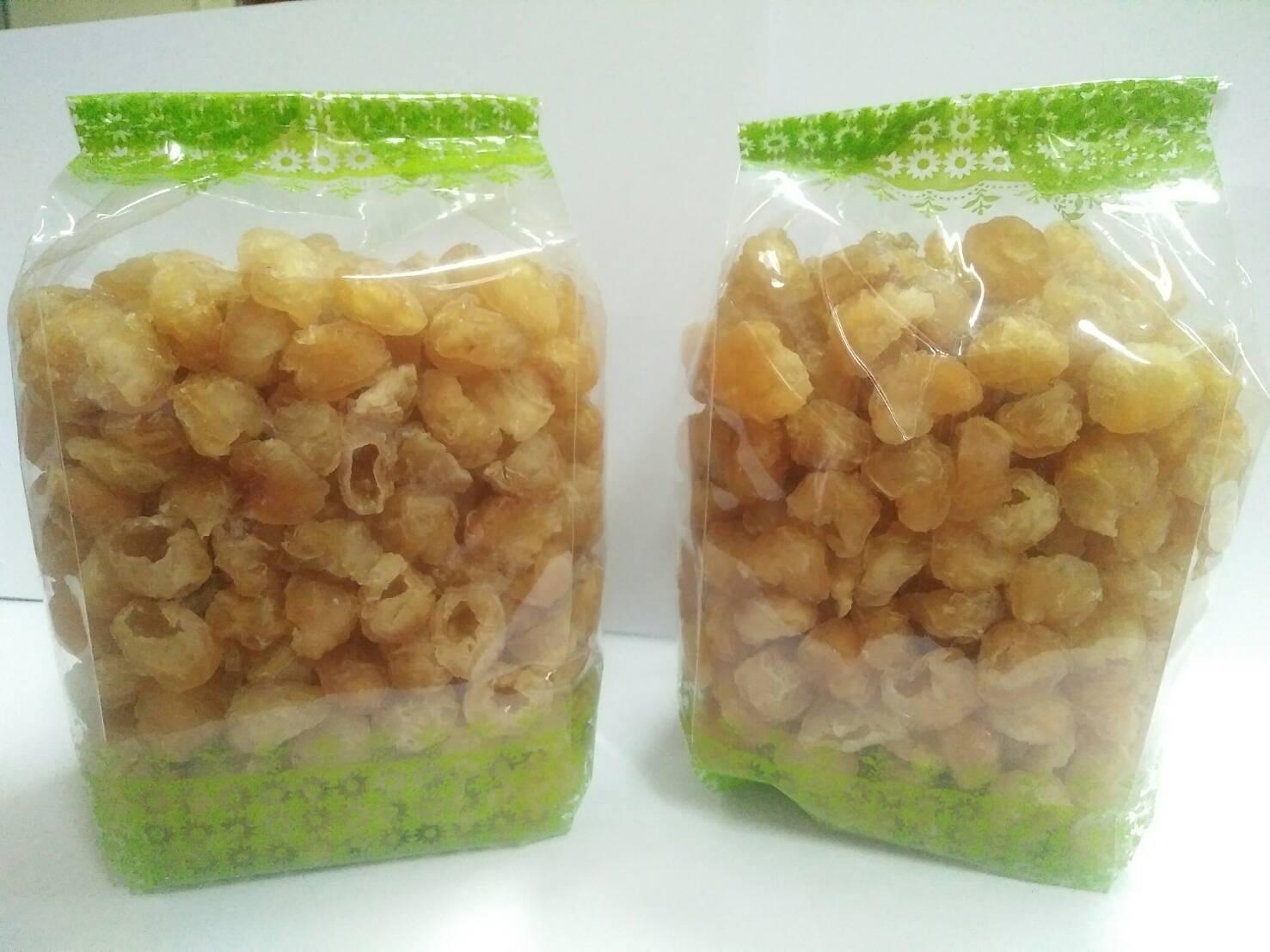 ลำไยอบแห้งเนื้อสีทอง (ถุงละครึ่งกิโลกรัม) จ.ลำพูน