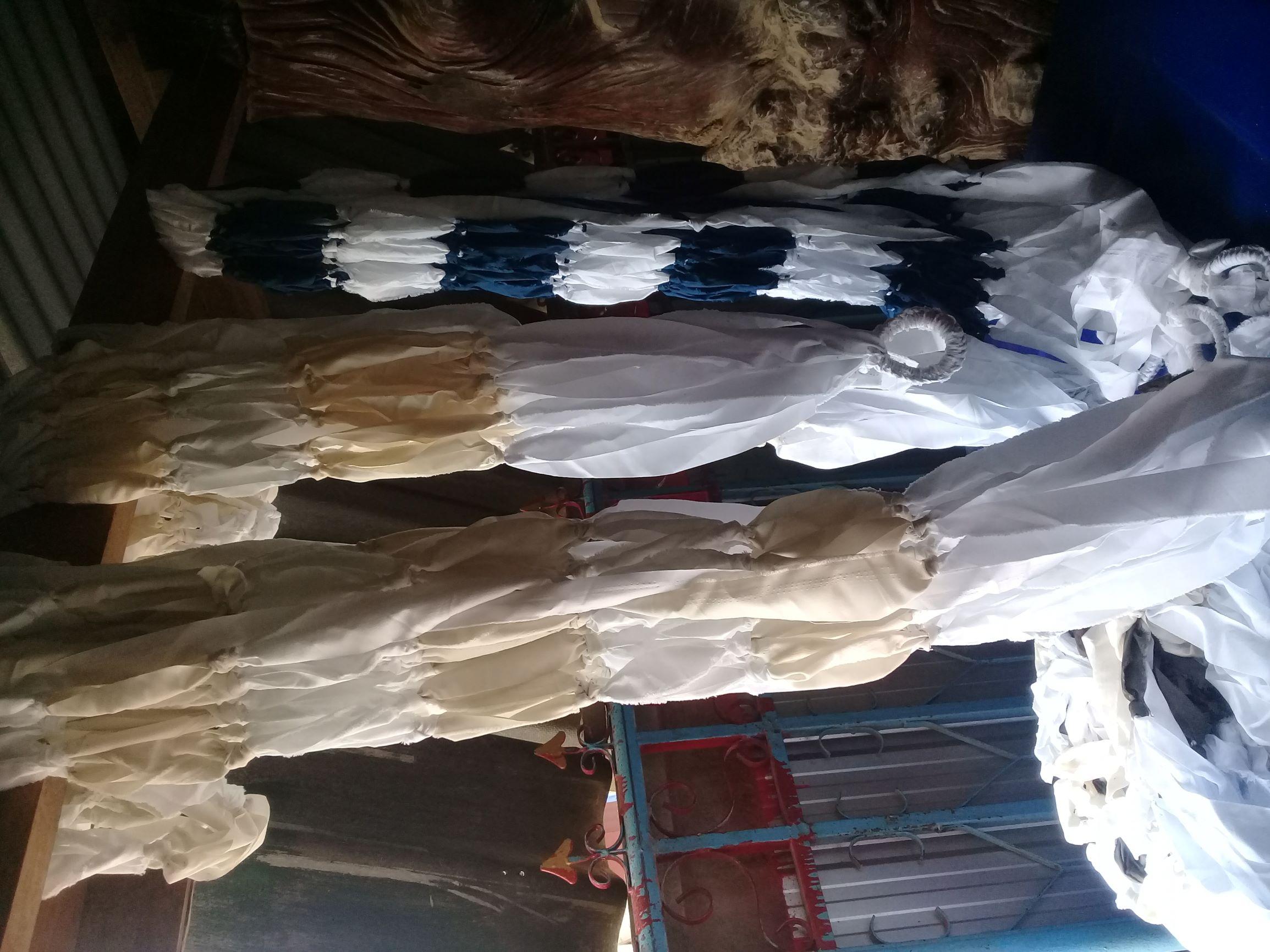 เปลเชือกจากผ้า (1 ชุด มี 4 ชิ้น)