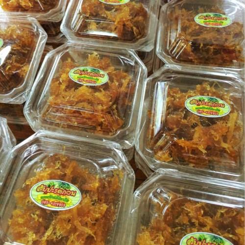 สับปะรดกวน หอมหวานอร่อย เคี้ยวเพลิน