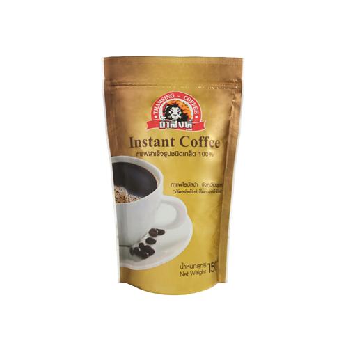 กาแฟถ้ำสิงห์ ชนิดเกล็ด ขนาด150กรัม  (3ถุง)