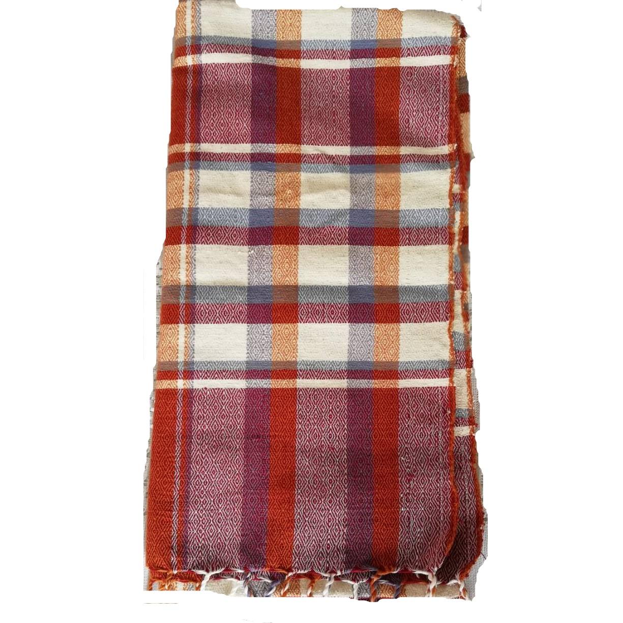 ผ้าพันคอตาโก้ง (ลายสก๊อต)