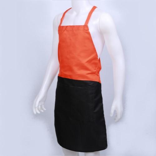 เสื้อกันเปื้อน สีส้ม-ดำ (1 ชุด มี 2 ชิ้น) ร้านทองสปอร์ต ชุมชนคอหนองบัว ตำบลหนองไข่น้ำ อำเภอเมือง จังหวัดนครราชสีมา