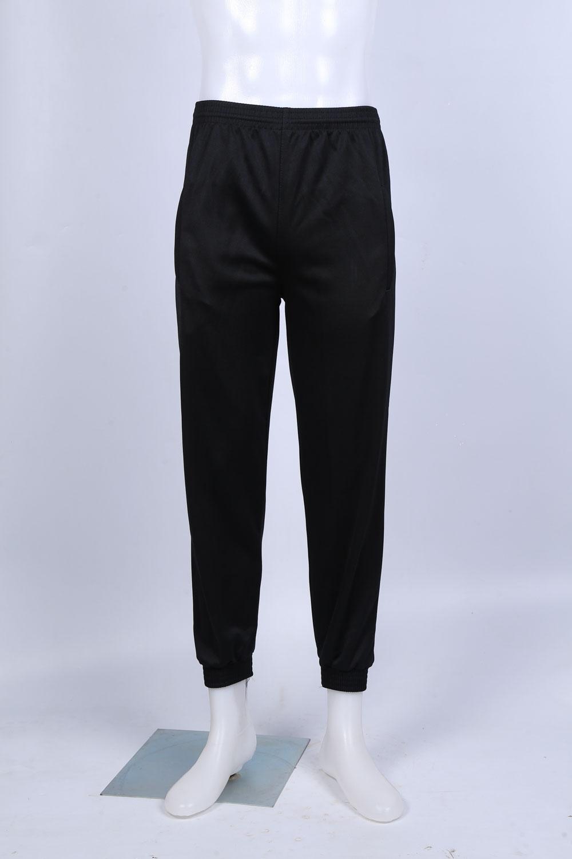 กางเกงวอร์มสีดำ