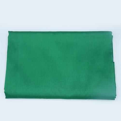 ผ้าไหมทอมือ บ้านเขว้า สีเขียวปีกแมงทับ(นรินทร์ไหมไทย)