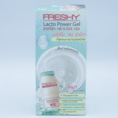 Freshy Lacto Power Gel (30ml. X 6 pcs)