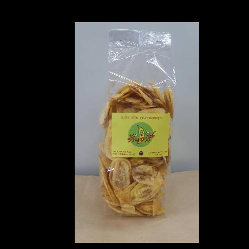 กล้วยไส้มะขาม น้ำหนัก 450 กรัม