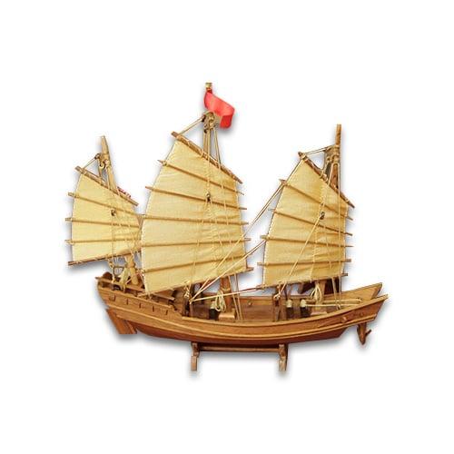 เรือสำเภา Size เล็ก 29 เซนติเมตร