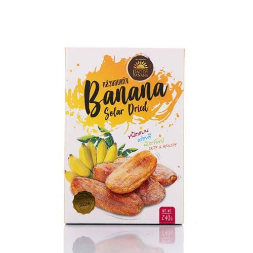 กล้วยตาก ตราแดดดี  1 ชุด มี 4 กล่อง