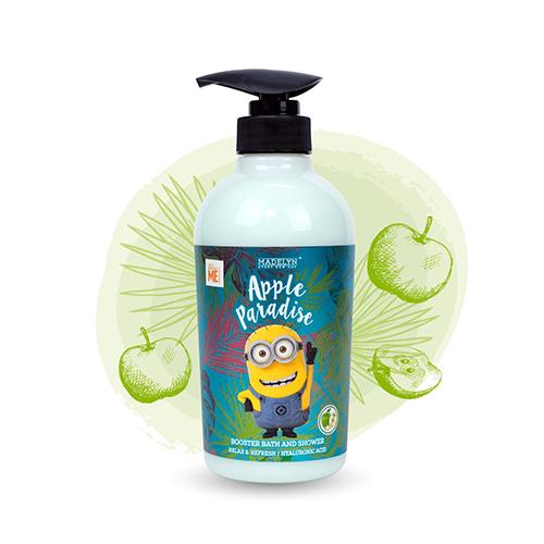 เมดเดอร์ลีน มินเนี่ยน ครีมอาบน้ำ กลิ่นแอปเปิ้ล(500มล.)