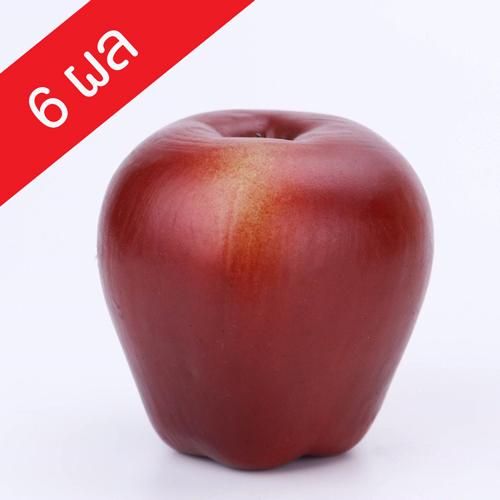 แอปเปิ้ลวอชิงตันประดิษฐ์ (F34) จำนวน 6 ผล