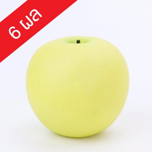 แอปเปิ้ลทองประดิษฐ์ (F37) จำนวน 6 ผล