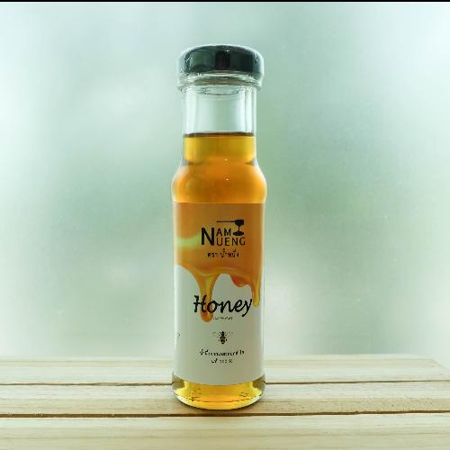 น้ำผึ้งแท้จากเกสรดอกลำไย ตรา น้ำหนึ่ง (200 กรัม จำนวน 2 ขวด)