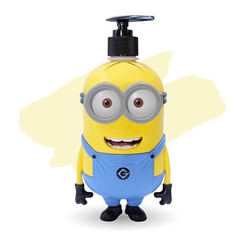 เมดเดอร์ลีน มินเนี่ยนครีมอาบน้ำสำหรับเด็ก เลิฟลี่ กลิ่นสตอว์เบอร์รี่ Limited Edition