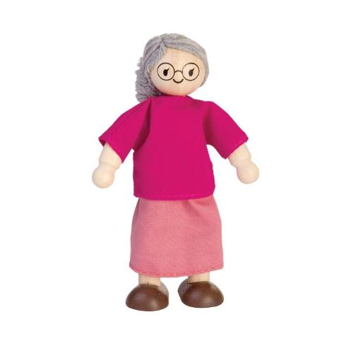 ของเล่นเด็ก ตุ๊กตาคุณยาย (GRANDMOTHER)