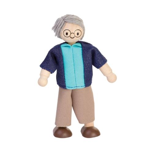 ของเล่นเด็ก ตุ๊กตาคุณตา (GRANDFATHER)