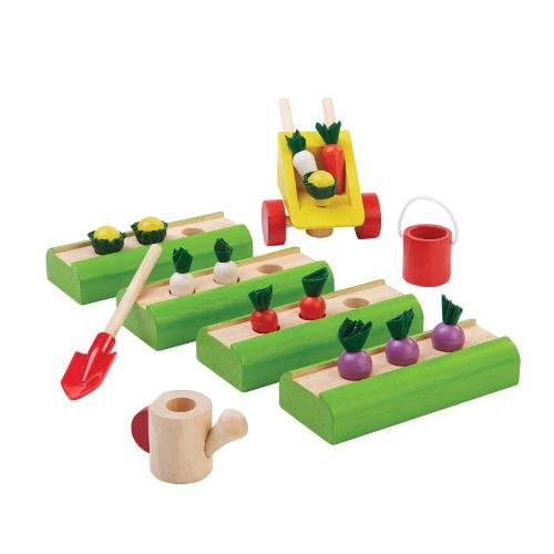 ของเล่นเด็ก ชุดสวนผัก (VEGETABLE GARDEN)