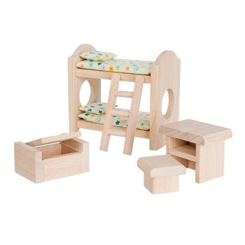 ของเล่นเด็ก ชุดห้องนอนเด็ก (CHILDREN'S BEDROOM - CLASSIC)