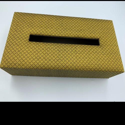 กล่องใส่กระดาษทิชชู