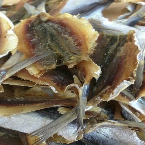 ปลาเค็มไร้ก้าง  ขนาด 500 กรัม