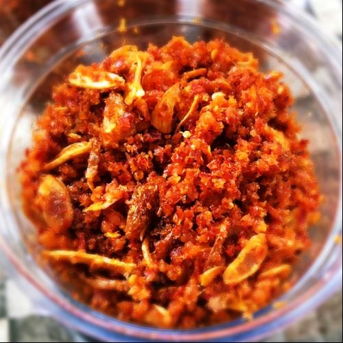 น้ำพริกกุ้ง 3อาร์