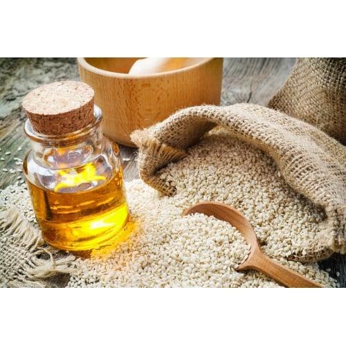 Sesame Seed Oil น้ำมันงา 1 โล