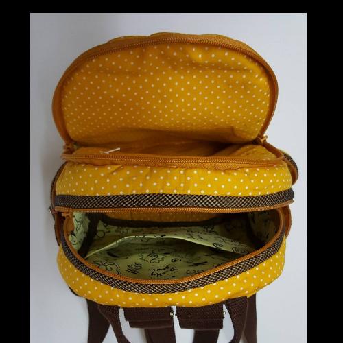 กระเป๋าเป้ผ้า handmade