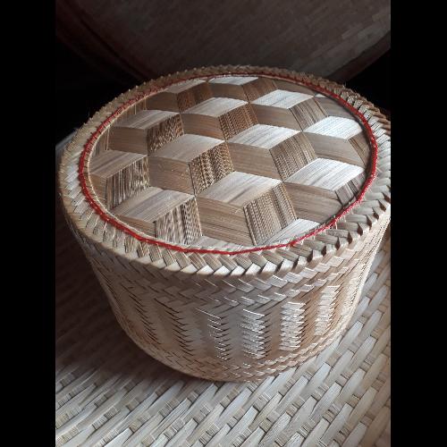 กล่องข้าวไม้ไผ่