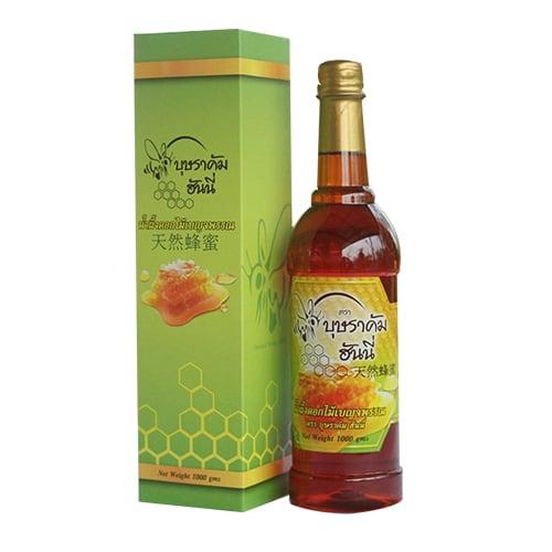 น้ำผึ้งเบญจพรรณ