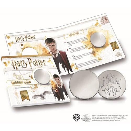 เหรียญที่ระลึก Harry Potter Mirror Coin