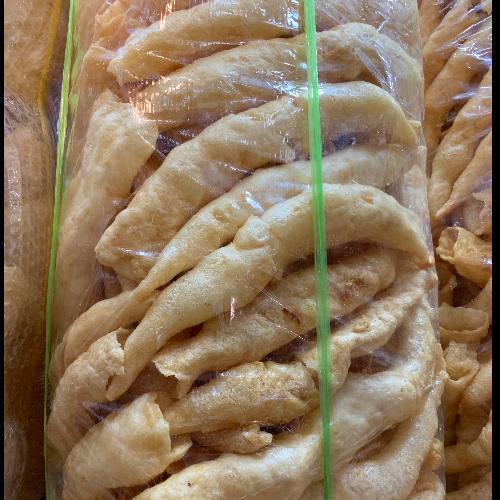 กระเพาะปลา มังกร แห้ง แดง OA บรรจุ 500 กรัม (1 ถุง)