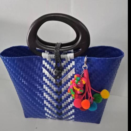 กระเป๋าสาน (ราคาไม่รวมพู่)