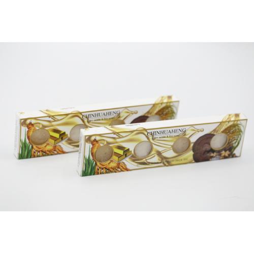 ชุดสบู่โสมทองคำ&สบู่หลินจืออินคา โดยจินฮั้วเฮง จำนวน 2 กล่อง -ราคาพิเศษ