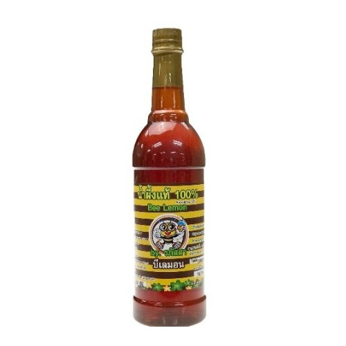 น้ำผึ้งแท้ BeeLemon 100% จากเกสรดอกลำไย 1,100 กรัม
