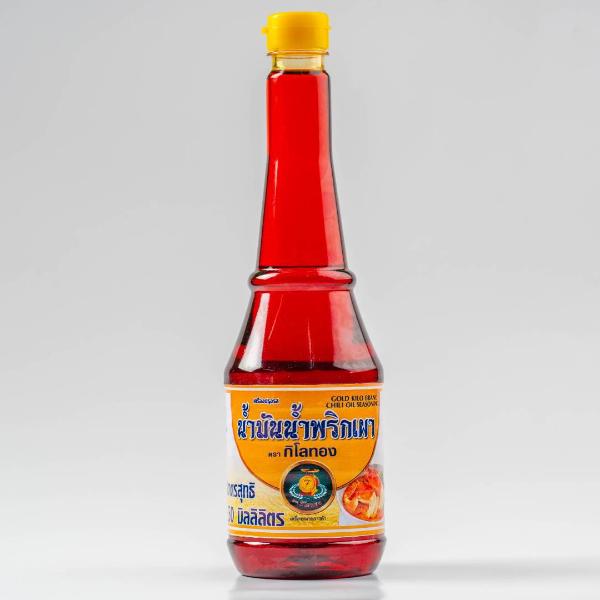 น้ำมันน้ำพริกเผา (3 ขวด/ชุด)
