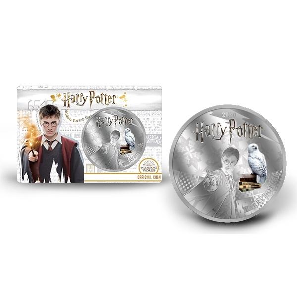 เหรียญโลหะผสม จากภาพยนตร์ แฮร์รี่ พอตเตอร์